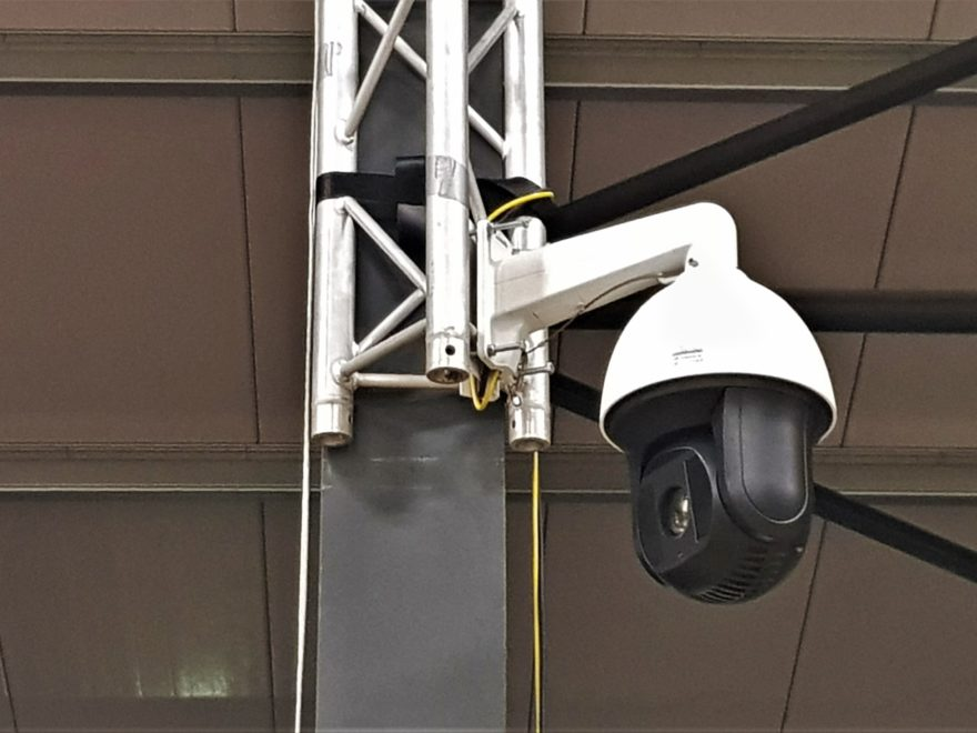 Livestream Full HD camera op afstand bestuurbaar